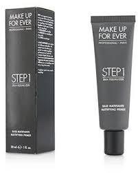 makeup forever step 1 mattifying primer