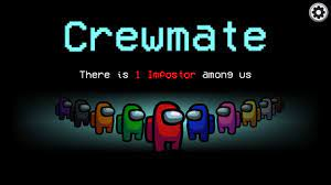 1 Imposter Crewmate Among Us Wallpaper ...