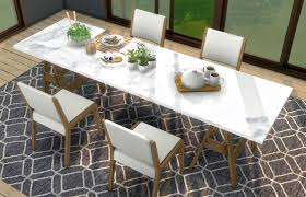 i absolutely love mincu0027s sseries kitchen but wanted a table to match and couldnu0027t find one so recoloured blackgryffinu0027s mega table love the result marble top84