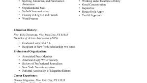 Translator Resume How To Write A Jobwinning Resume For Freelance