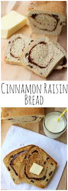 Looking for an Easy Homemade Cinnamon Raisin Bread Recipe? This one yields  3 loaves,