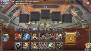 Lords Mobile Monster Hunt Hero Chart Lords Mobile How To Monster Hunt Like A Pro