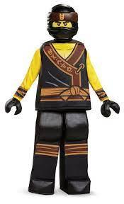 Cole LEGO Ninjago Movie Prestige Costume Yellow/Black Medium 78 -- For even  more information, go to photo we…   Movie fancy dress, Kids costumes, Lego  ninjago movie