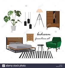Illustration Board House Design Bedroom Furniture Set Interior Design Home Elements