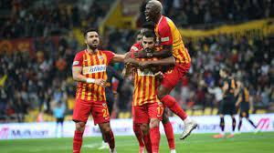 """Kayserispor - Galatasaray maçı sona erdi - """"Kendine Demokrat"""" Olmayan  Haberler"""