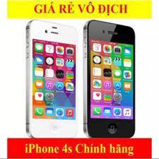 Điện Thoại Iphone 4S 16G Mới Bản Quốc Tế - Full Chức Năng