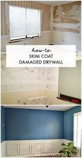 Smoothing Coat On Crepi Interior