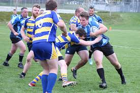 the vernon jackals blue yellow and the penticton harlequins will meet for the okanagan rugby union championship july 6 at vernon s grahame park