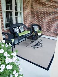 outdoor porch rugs diy rug for less than 25 perfect life of 18