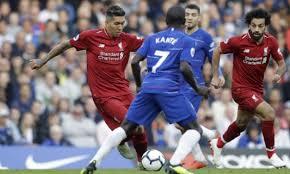 Resultado de imagen para Chelsea 1-1  Liverpool