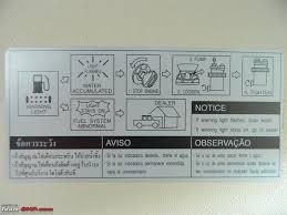 How To: Drain water in Fuel Filter - Toyota Innova Diesel - Team-BHP