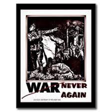 Kết quả hình ảnh cho War never again!