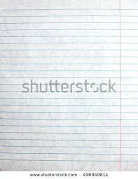 Notebook Sheet Template Blank Lined Paper Template Notebook Word Inspirational Stock