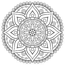 Abstract Coloring Pages For Adults And Artists At Getcoloringscom