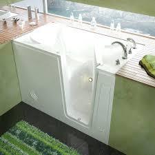 bathtubs meditub 30x54 inch right drain white soaking walk in bathtub 30x54 inch 54 inch
