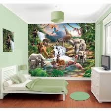 Kids Wallpapers For Bedroom Walltastic Wallpaper Wall Murals Kids Bedroom Peppa Avengers