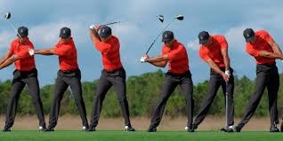 Swing Sequence: Tiger Woods | Instruction