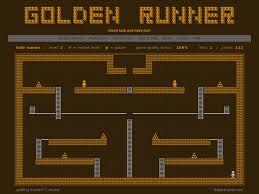 golden runner remake of lode runner