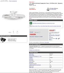 Zales Jewelers Diamond Review Poor Quality And Service