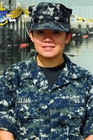 intelligence specialist 2nd class aimee julian navy intelligence specialist