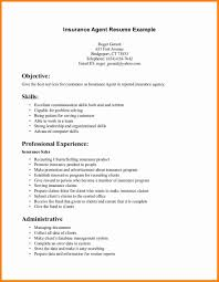 insurance agent resume sample budget template insurance agent resume sample insurance agent resume example page 1 jpg