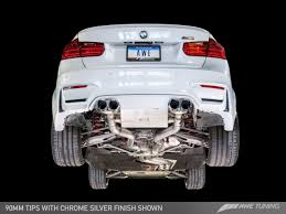 BMW 3 Series bmw 335d performance parts : AWE SwitchPath Exhaust Suite for F80 M3 | AWE Tuning