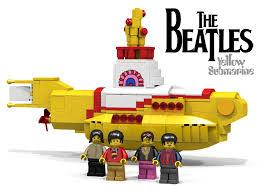 Beatles Yellow Submarine - LEGO IDEAS