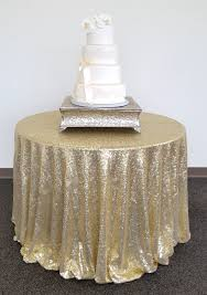 rectangular dining table cover cloth knitted vintage: sparkly light gold glitz sequin table cloth sequin tablecloth glitz tablecloth sequin cake tablecloth