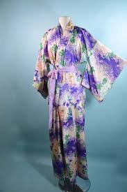 Asian floral antique vintage clothing