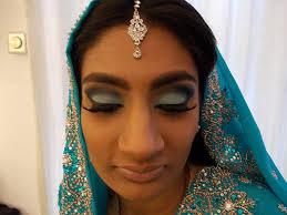 asian wedding hair and makeup photo 1