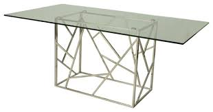 Fabulous Metal Top Dining Table And Best 10 Stainless Steel Table Stainless Steel Top Dining Table