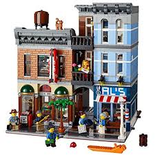 lego office building. LEGO Creator Expert Detective\u0027s Office Lego Building I