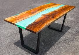 resin table tutorial how to