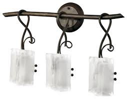 incredible wrought iron vanity lights bathroom 12 outstanding rustic bathroom vanity lights