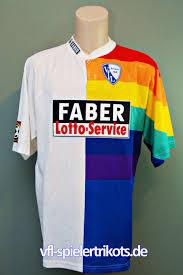 Fußball, wie er eigentlich sein sollte. Vfl Bochum 1997 98 Away Kit