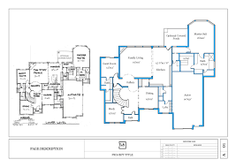 design 2d house plans in autocad