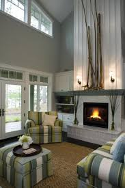 wall decor tall wall decorating ideas story large fireplace