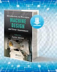Precision Machine And Design Download Introduction To Precision Machine Design And Error
