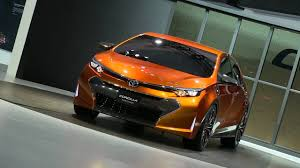 Watch the Toyota Corolla Furia Concept Debut at the Detroit Auto ...