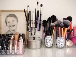 Makeup Brush Organizer Ideas Makeup Brush Organizer Ideas