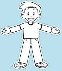 Flat Stanley Template Simple Dbabcdbfbfb Flat Stanley Template Projet44