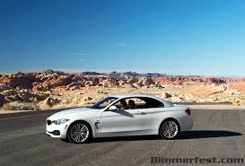BMW Convertible 4 series bmw convertible : Bimmerfest 2014 BMW 4 Series Convertible Driving Review BMW News ...