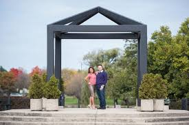 Marvi Rich Engagement Session Prairie Center For The