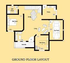 2 floor house plans in sri lanka
