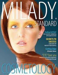 milady standard cosmetology 2016 edition
