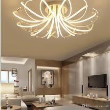 modern led ceiling chandelier lights for living room bedroom dining study room aluminum led chandelier lamp fixtures chandelier lighting antler chandelier