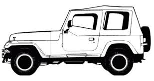 Small Picture Off Road Jeep Coloring Page Off Road Car car coloring pages
