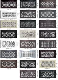 vent covers unlimited custom metal registers and air return grilles submit the form below