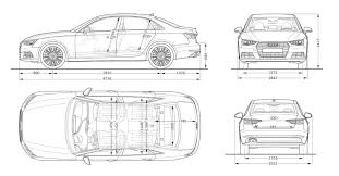 Audi A4 sizes, dimensions & legroom guide   carwow