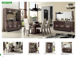 italian lacquer dining room furniture. Italian Black Lacquer Dining Room Table New Prestige Modern Casual Sets Furniture M